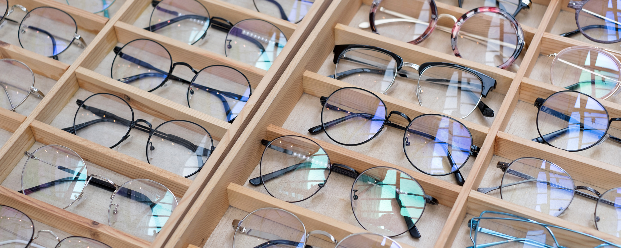 Vi erbjuder - Ögonexperten